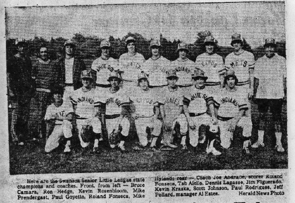 1975 All Stars Team Photo